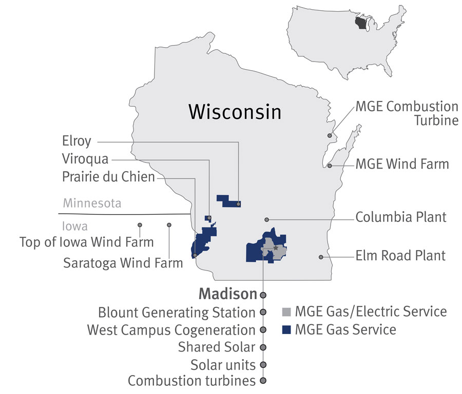 M Is For Mpowering Madison >> Madison Gas And Electric Corporate Giving Report