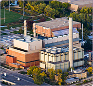 West Campus Cogeneration Facility