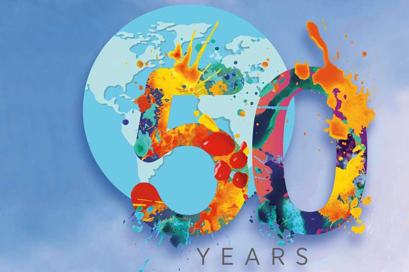 Earth Day: Celebrating 50 years!