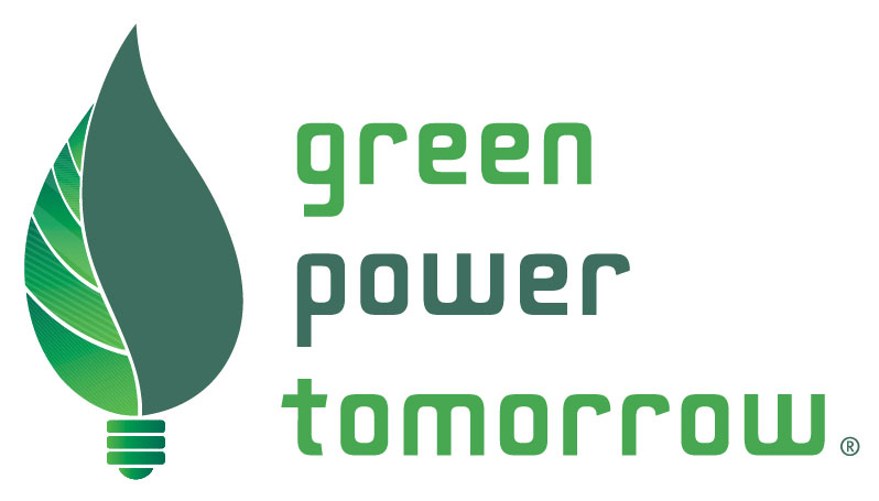 Green Power Tomorrow Logo